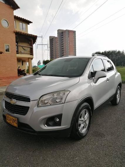 Chevrolet Tracker Lt 2016 Sunroof
