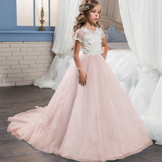 Vestidos De Fiesta Glamosoros E Importados Para Nenas