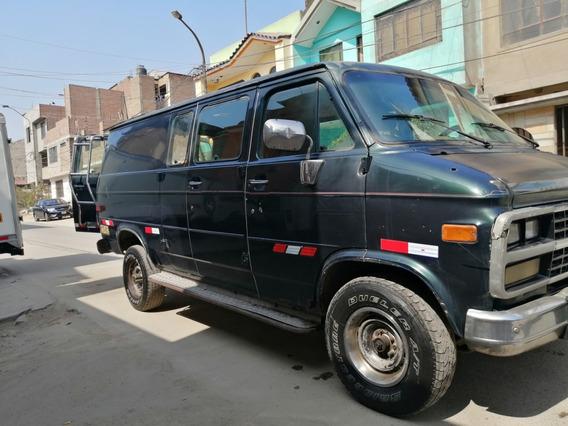 En Venta Camioneta Panel Para Carga Chevrolet Petrolera