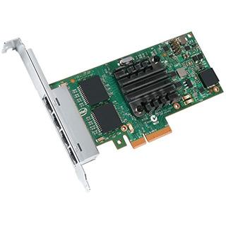 Intel Corp I350t4v2 Retail Unit Nic I350v2 T4