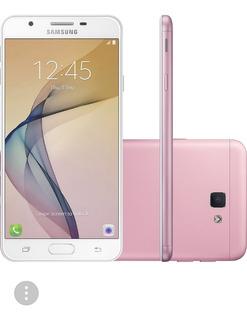 Celular Samsung J5pime Cor Rosa