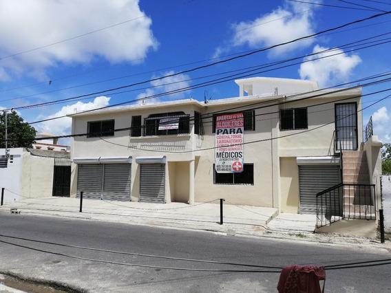Edificio De Locales Comerciales En Villa Carmen Sde