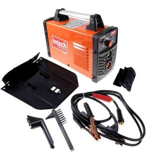 Máquina Inversora De Solda 160a 220v Intech - Smi200