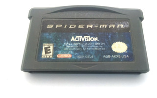 Spiderman Original Gba