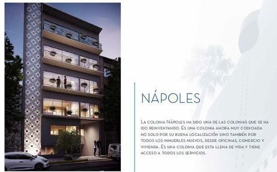 Exclusivos Departamentos En Venta Col. Nápoles