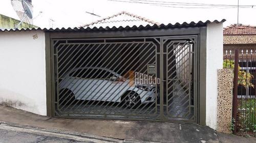 Casa Com 1 Dormitório Para Alugar - Vila Fidelis Ribeiro - São Paulo/sp - Ca0793
