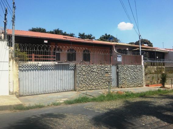 Casa 4 Quartos Com Suite, 2 Salas, 4 Vagas, Bairro Santa Branca Região Da Pampulha. - 2681