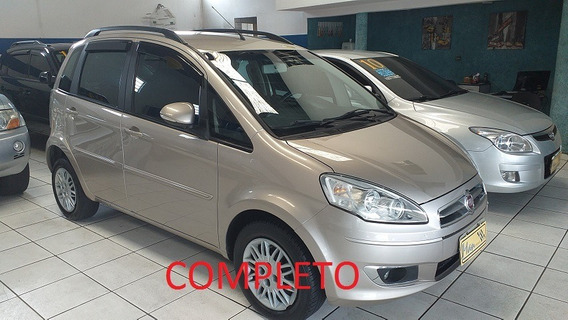 Fiat Idea Attractive 1.4 2014 Completo
