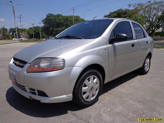 Chevrolet Aveo Lt Sincrónico