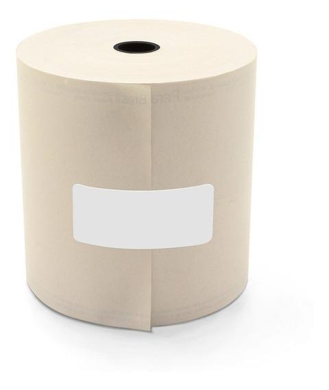 Bobina Para Impressora De Cupom Fiscal( Caixa C/ 16 Bobinas)