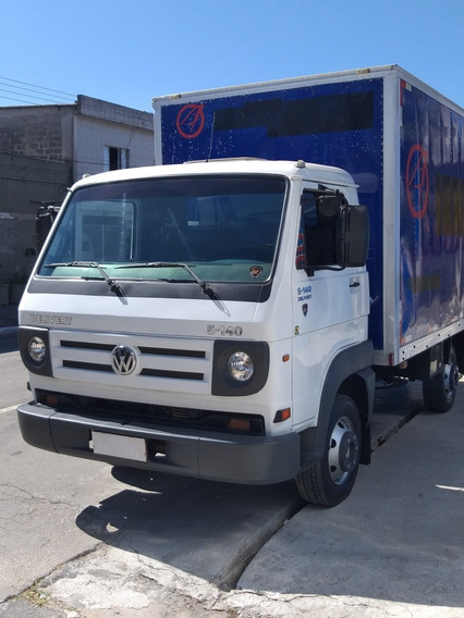 Volkswagen Vw 5140 Com Bau Unico Dono
