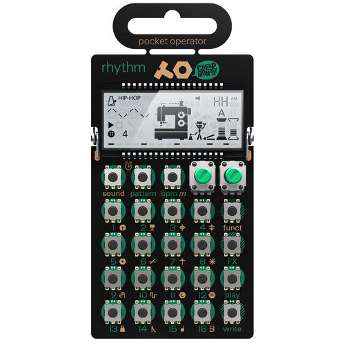 Sintetizador De Bolsillo Pocket Operator Po-12 Rhythm