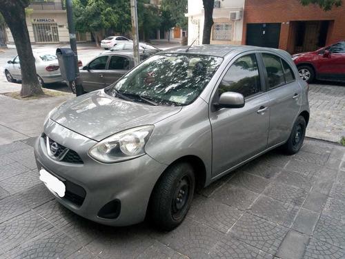 Nissan March 1.6 Sense 107cv M14 2014
