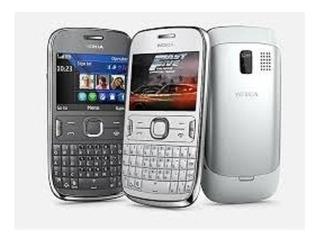 Nokia Asha 302 Usados Con Garantia 90 Dias
