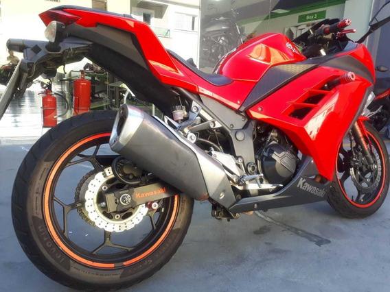 Kawasaki - Ninja 300 - Muito Nova - Alex Mapeli