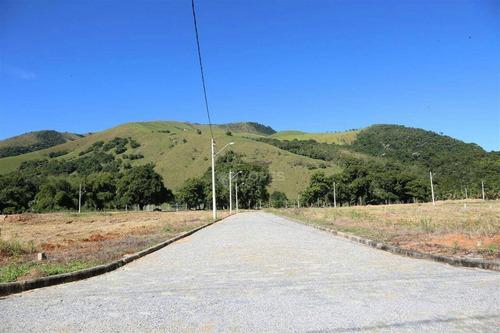 Terreno À Venda, 448 M² - R$ 140.000 - Pedreira - Cachoeiras De Macacu/rj - Te4994