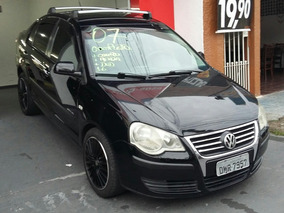 Volkswagen Polo Sedan 1.6 Comfortline Total Flex 4p 2007