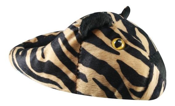 Chinelo De Inverno Du Rei Tigre 170   Katy Calçados