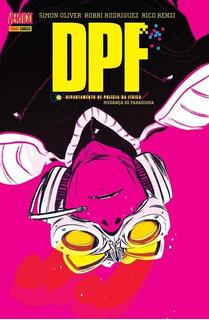 Dpf: Departamento De Polícia Da Física-mudança De Paradigma