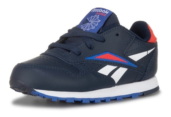 Tenis Reebok Classic Leather Bebé