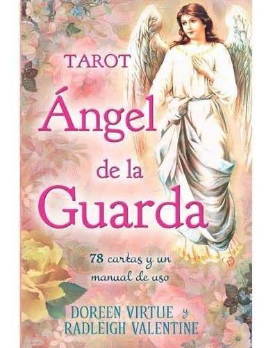 Imagen 1 de 1 de Tarot Angel De La Guardia, 78 Cartas Y Manual De Uso. Nuevo