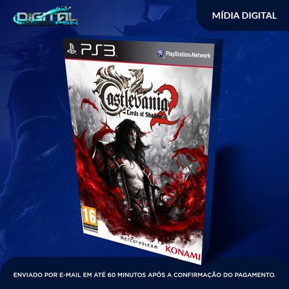 Castlevania Lords Of Shadow 2 Ps3 Envio 10min.