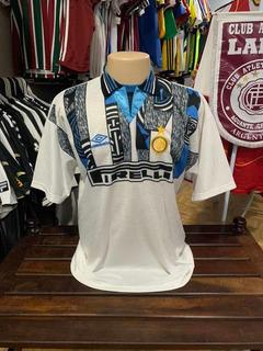 Inter De Milão Segunda Camisa 1995 S/número Tamanho G