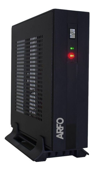 Mini Pc Arfo Mod. Ar-4105 Pro, Quadcore, Ssd120, 4gb