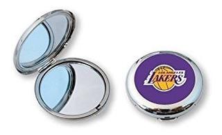 Nba Los Angeles Lakers Compact Mirror