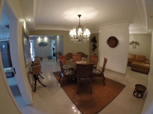 Apartamento Com 2 Dormitórios Para Alugar, 119 M² Por R$ 2.800,00/mês - Canto Do Forte - Praia Grande/sp - Ap3597