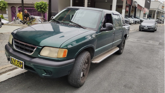 Chevrolet S10 2.2 Std Cab. Dupla 4p