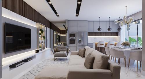 Imagem 1 de 13 de Excelente Apartamento Com 03 Suítes Em Itapema! - Ap03804 - 69399983