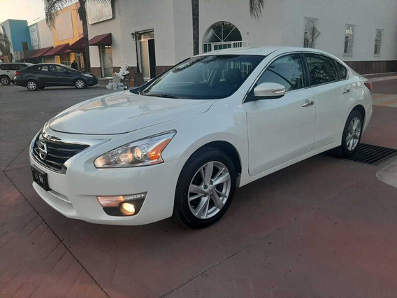 Nissan Altima 2.5 Advance Cvt 2016