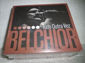Box 6 Cds Belchior - Tudo Outra Vez 2018 Br Lacrado