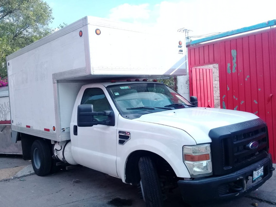 Camioneta Ford F350 2008 Gas Lp