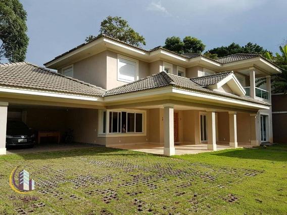 Linda Casa 850 M², 4 Suítes Sendo 1 Master, Moveis Planejados, 5 Vagas De Garagem, Parque Dos Príncipes, Osasco. - Ca0175