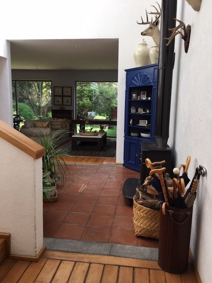 Hermosa Casa En Venta En El Cortijo , Huixquilucan