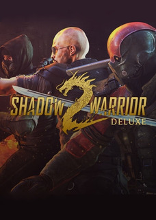 Shadow Warrior 2 Deluxe Edition Steam Key Global