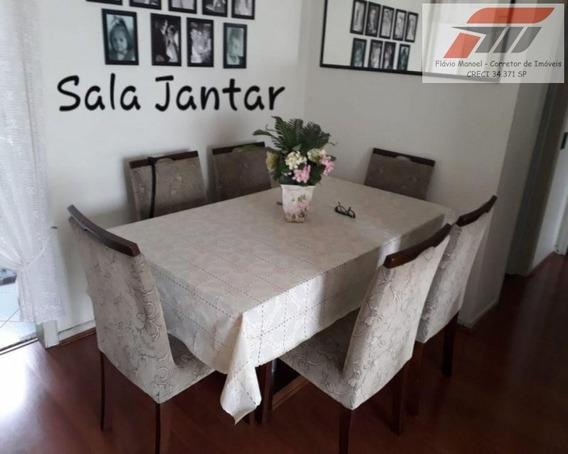 Apartamento A Venda No Bairro Vila Regente Feijó - São Paulo, Sp - Fm121