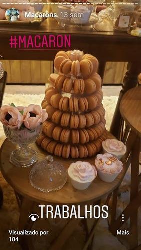 Macarons Para Casamento E Quinze Anos #macaron