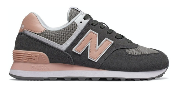 Zapatillas New Balance Wl574ndb Envios A Todo El Pais