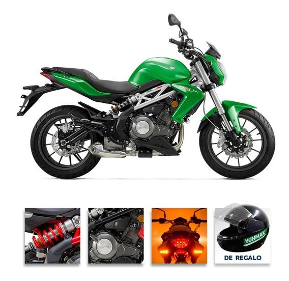 Benelli Tnt 300 - Yuhmak Motos