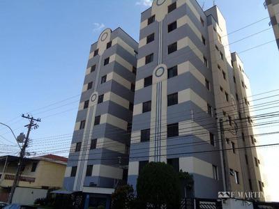 Apartamento Residencial Para Locação, Higienópolis, Piracicaba. - Ap1558