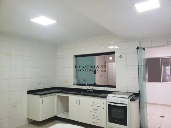 Sobrado Com 3 Dormitórios À Venda, 200 M² Por R$ 900.000 - Vila Cláudia - São Paulo/sp - So0229