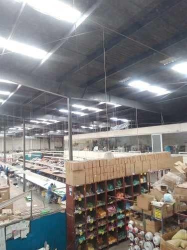 Nave Industrial En Renta 3,650 M2 B-085