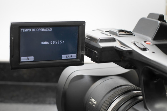 Filmadora Panasonic Ag Ac90 (usada)