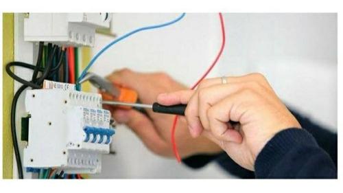 Eletricista ,instalador Ar Condicionado,video Porteiro,port