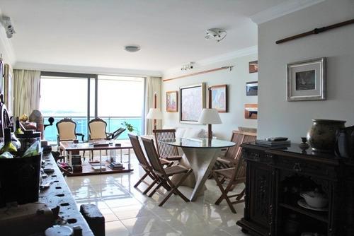 Apartamento En Venta De 3 Dormitorios En Playa Mansa