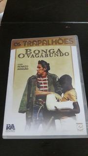 Dvd Bonga O Vagabundo