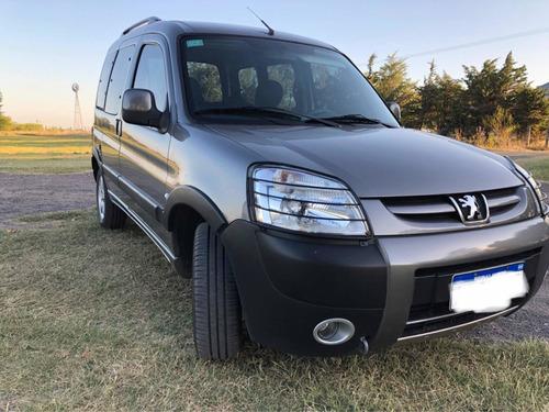 Peugeot Partner Patagonica Hdi Vtc
